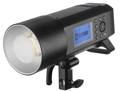 AD400Pro All in One Outdoor Flash