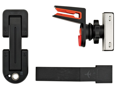 JOBY XL GripTight Mobile Phone Auto Vent Clip