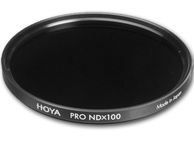 ND-100 PRO ND 55mm Filter