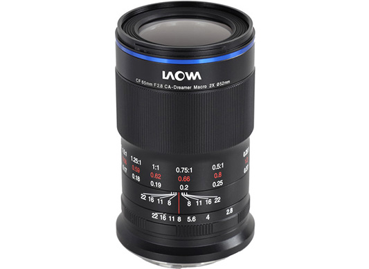 65mm f2.8 2X Macro Lens for Sony E