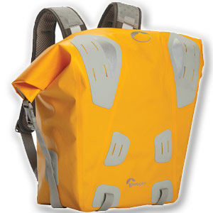 Dryzone  40L Backpack Yellow