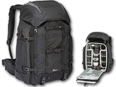 Pro Trekker 450  AW Camera / Laptop Backpack Blk