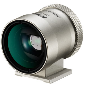 DF-CP1 Optical Viewfinder SILVER