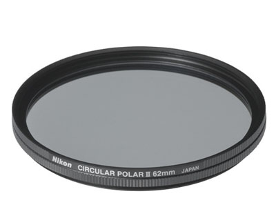 Nikon Circular Polarizer II Filter 62mm