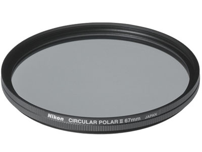 Nikon Circular Polarizer II Filter 67mm