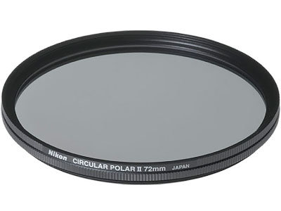 Nikon Circular Polarizer II Filter 72mm