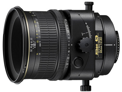 85mm f2.8 D PC-E Micro (Tilt/Shift) Lens