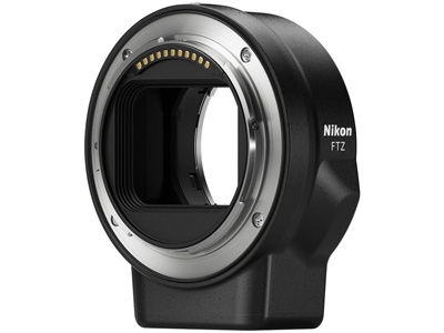 F to Z Nikkor Lens Adapter FTZ