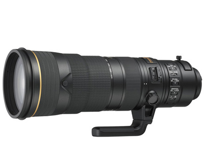180-400mm f4 E TC14 FL ED VR Lens