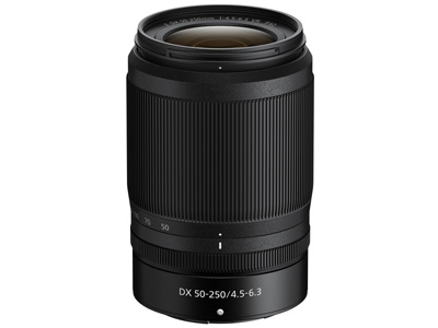 50-250mm  f4.5-6.3 VR NIKKOR Z DX Lens