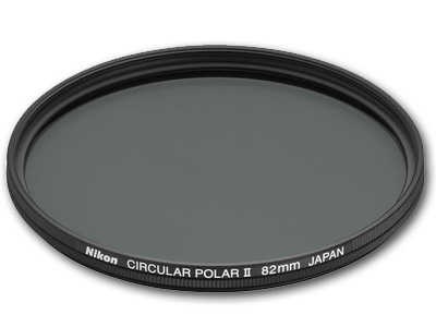 Nikon 82mm Circular Polarizer Filter