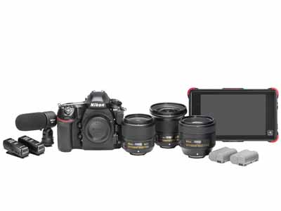 D850 Filmmakers' Kit
