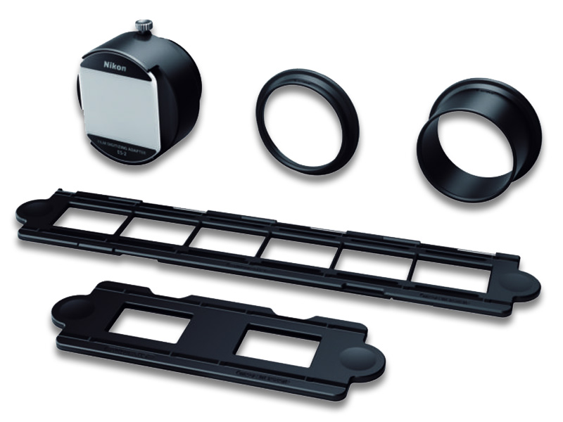 Nikon ES-2 Film Digitizer Adaptor Set