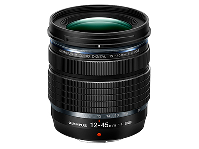 12-45mm f4M. Zuiko Digital ED PRO Lens