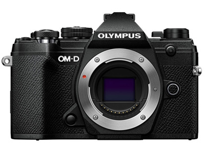 OM-D E-M5 Mark III Body Black