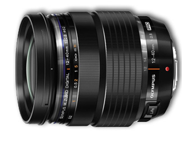 12-40mm f2.8 M. Zuiko Digital ED PRO Lens