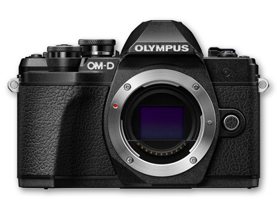 OM-D E-M10 Mark III Body Black