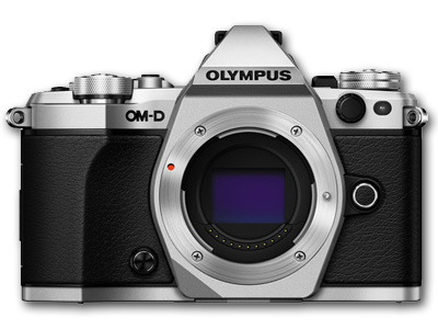 OM-D E-M5 Mark II Body Silver