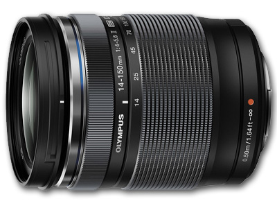 14-150mm f4-5.6 II M. Zuiko Lens Black