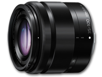 35-100mm f4.0-5.6  Lumix G Vario Lens