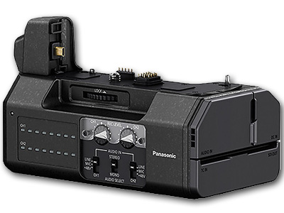 Lumix Video Interface Unit for GH4 Camera