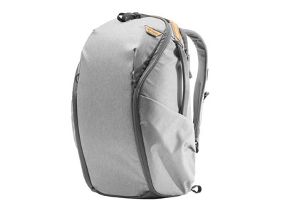 Everyday Backpack Zip (20L, Ash)