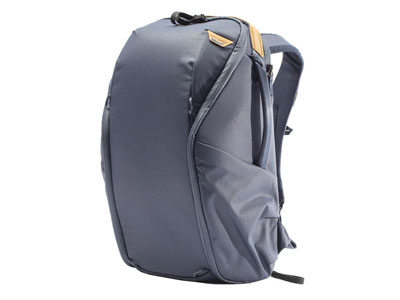 Everyday Backpack Zip (20L, Midnight)