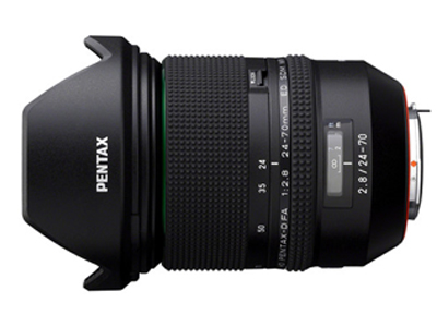 24-70mm f2.8 D HD FA ED SDM WR Lens