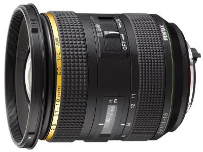11-18mm f2.8 ED DC AW HD DA Lens