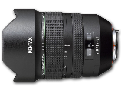 15-30mm f2.8 HD ED D FA SDM WR Lens