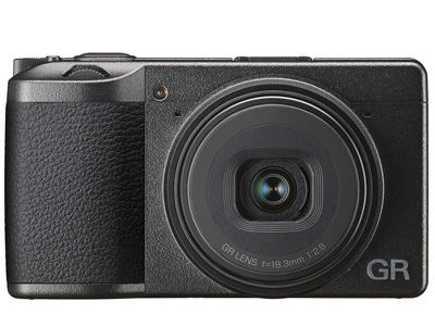 Ricoh GR III 24MP Digital Camera