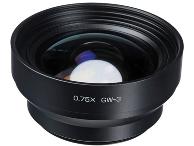 GW-3 Wide Conversion Lens #