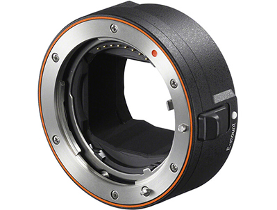 LAEA5 Sony Full Frame A-mount adapter for E-mount