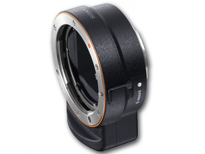 Sony Lens Mount Adapter LAEA3