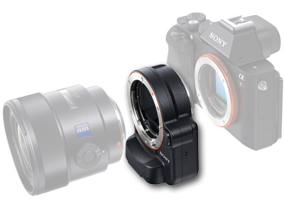 LAEA4 Sony Lens Mount Adapter