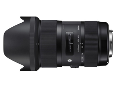 18-35mm f1.8 DC HSM Art Lens Nikon