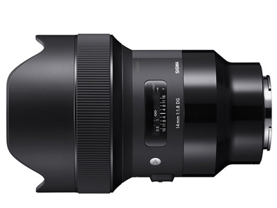 14mm f1.8 DG HSM Art Lens  Sony FE