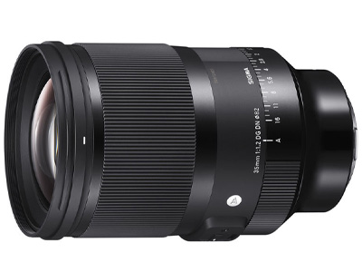 35mm f1.2 DG DN Art Lens  Sony FE
