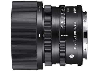 45mm f2.8 DG DN Contemporary Lens  Sony FE