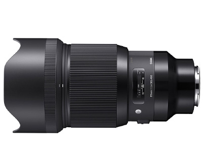 85mm f1.4 DG HSM Art Lens L-Mount