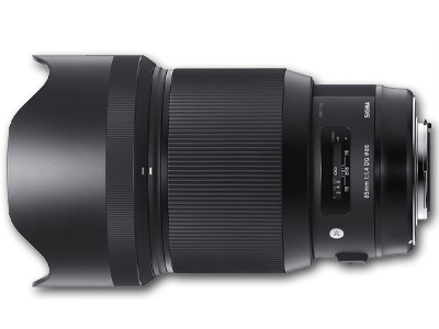 85mm f1.4 DG HSM Art Lens Canon