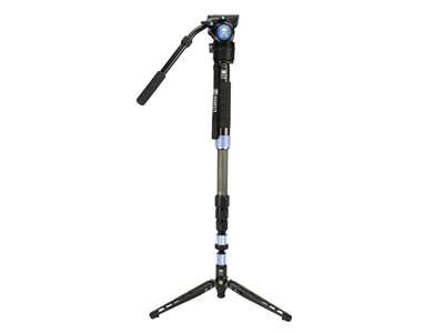 P-324SR + VH-10 Video Monopod CF