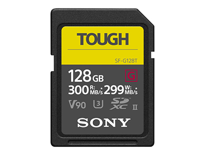 128GB SF-G Tough Series SD Card