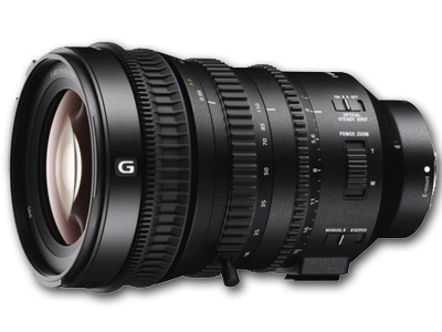 USED 18-110mm F4 G OSS PZ E Mount