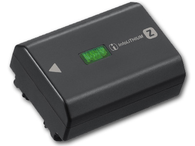 NP-FZ100 Rechargeable Lithium-Ion Battery Pack