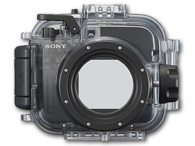Underwater Housing for RX100 IV and V Cameras