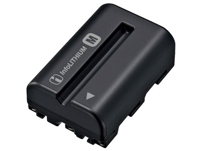 NP-FM500H Rechargeable Lithium-Ion Battery Pack