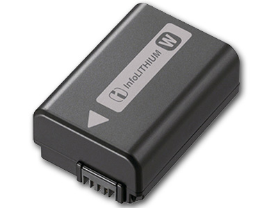 NP-FW50 Rechargeable Lithium-Ion Battery Pack