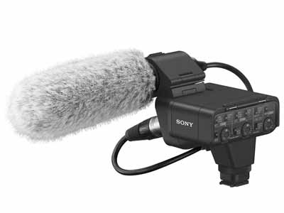 XLR-K3M Digital Adaptor Kit with Microphone