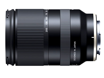 28-200mm F/2.8-5.6 Di III RXD for Sony FE